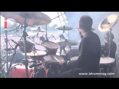 Thin Lizzy  Are You Ready  Live & Behind The Kit With Brian Downey  iDrum Magazine Issue 8