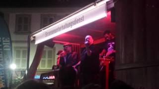 Xavier Naidoo / Rolf Stahlhofen (Landau, 24.09.16) - Geh davon aus