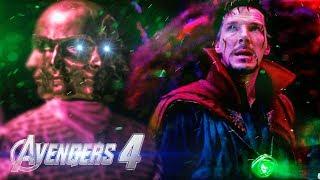 Avengers 4: Doctor Strange Conocera El Tribunal Viviente?!!Teoria