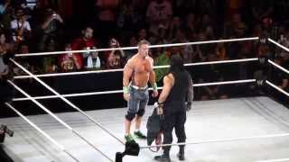 WWE Live 2014 (July 11,Tokyo Japan) - After the Main Event