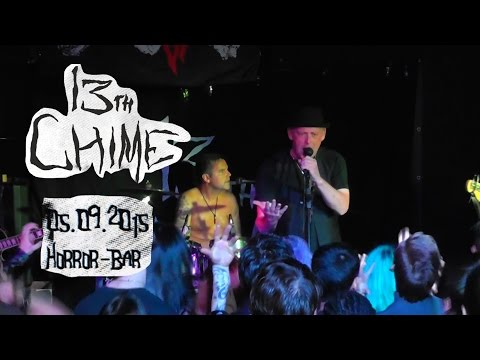 13th CHIME - Live At Horror Bar, St.Petersburg, Russia, 05.09.2015