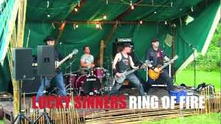 Lucky Sinners - Ring Of Fire