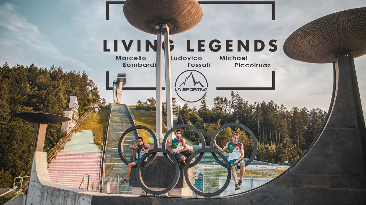 Training For The Climbing Olympic Dream | Living Legends S4 Ep1