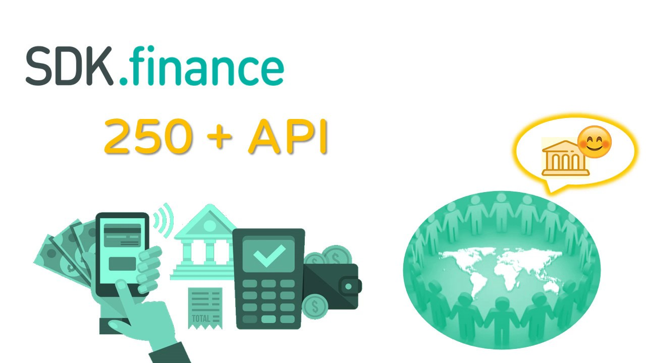 SDK finance  Technology for a payment business across the globe