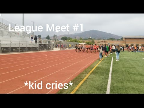 League Meet #1 The Day Beaumont Bled - Vlog 003