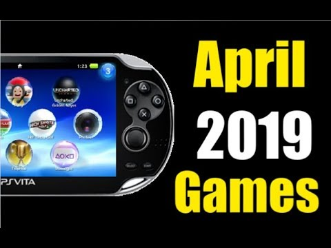 Upcoming New PS Vita Games | April 2019
