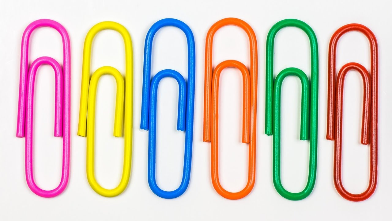 colored paper clips Shop colored paper clips poster created by inspirelove personalize it with photos & text or purchase as is.