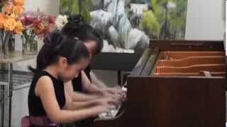 American Protégé International Piano and Strings Competition 2011 audition