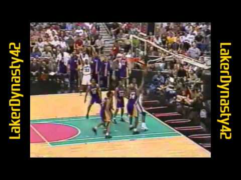 Shaq & Kobe: 2001 Postseason Highlights