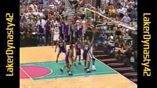 Shaq & Kobe: 2001 Postseason Highlights
