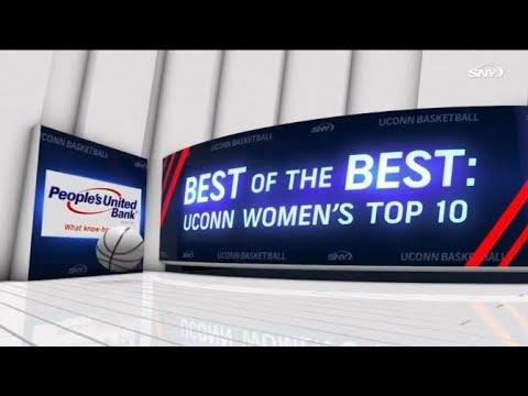Best of the Best: UConn Women's Top 10