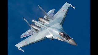 Невероятный пилотаж Су-35С / Incredible aerobatics of Su-35S