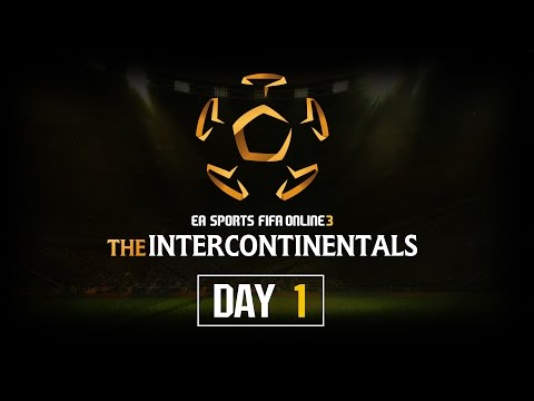 [ Group Stage ] FIFA Online 3 : The Intercontinentals 2016