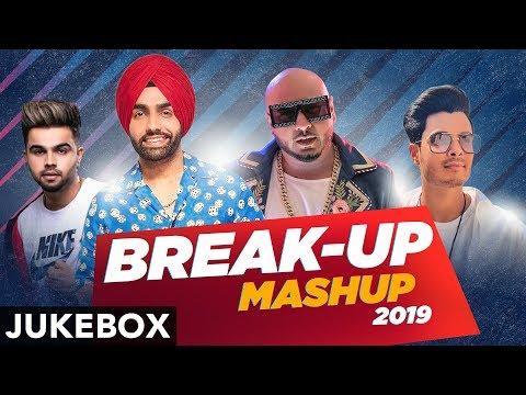 Breakup Mashup 2019  DJ Harshal  Sunix Thakor  Ammy Virk  B Praak  Akhil  Gurnazar