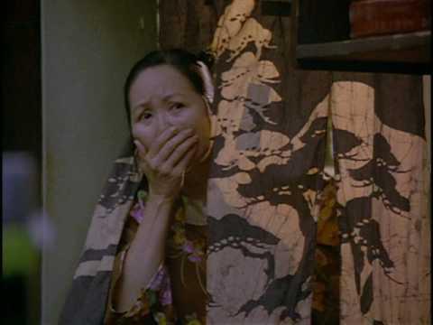 "Fight scene from the movie ""Showdown in little Tokyo"""