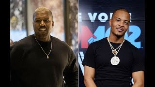 Ye VS The People - Kanye West VS T.I (Political Rap Battle Song)