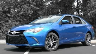 2017 Toyota Camry: Review