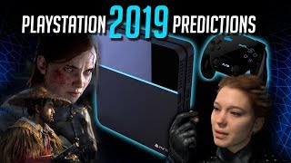 PlayStation 2019 Predictions - PS5 Reveal, Last of Us 2 and Death Stranding Release Dates plus MORE!