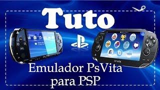 Tuto: Reproducir entorno de PsVita en PSP | AlpekeYT