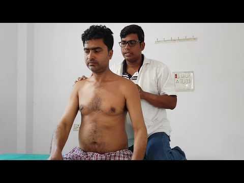 Chiropractic on ankylosing spondylitis in India by Dr. Rajneesh kant  9308511357