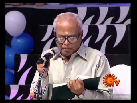 SPL Interview - K.Balachandar With Super Star Rajini.avi