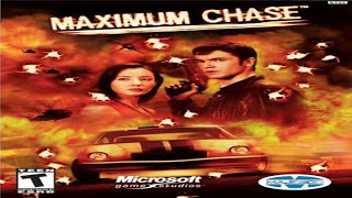 Maximum Chase Game Movie No Commentary Xbox