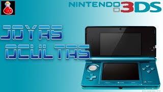 Las joyas ocultas de...NINTENDO 3DS - juegos notables poco conocidos de la 3ds