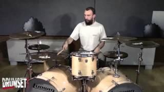 Paiste 22' Rude Reign Dave Lombardo Ride