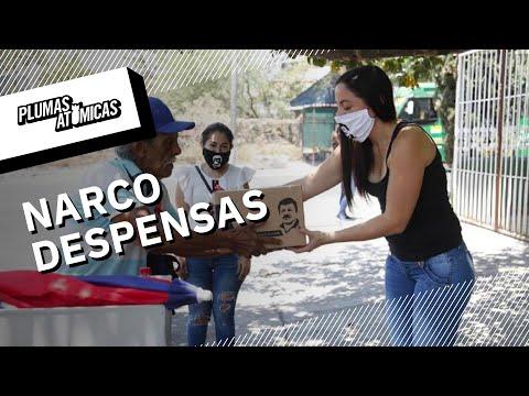 """Narcodespensas: cuando el crimen """"ayuda"""" a la gente"""