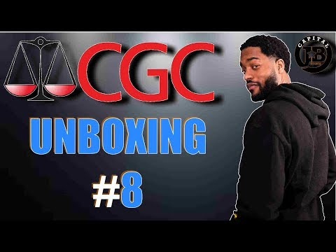 CGC COMIC BOOK UNBOXING #8
