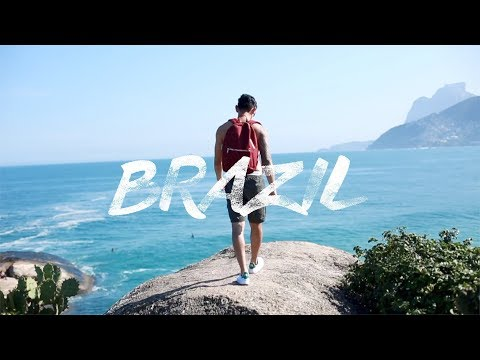 Brazil Travel Vlog 2017
