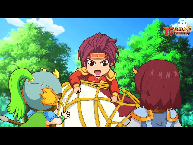 TS Online Mobile เปิดแล้ว เล่นได้แล้ววันนี้!!