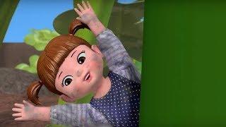 Прыжок! Подскок! И вверх! - Консуни мультик (серия 40) - Мультфильмы для девочек - Kids Videos