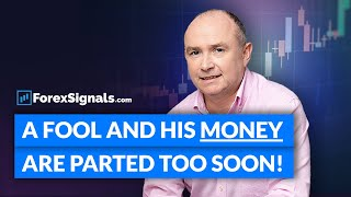 A BAD Forex trade is when you lose money, right? WRONG...