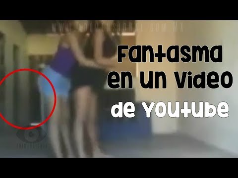 #Fantasma en un Video de Youtube (#Paranormal)