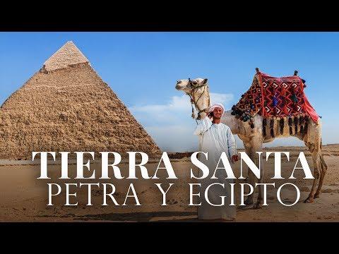 Viaje: Tierra Santa, Petra Y Egipto