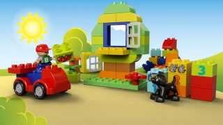 Обзор конструктора LEGO® Duplo Веселая коробка 10572 - ЛЕГО Мир(Цена и отзывы доступны по ссылке: https://lvbrick.com.ua/duplo-duplo/10572-vesela-korobka Официальный партнер LEGO® в Украине - магазин..., 2015-04-27T14:37:15.000Z)