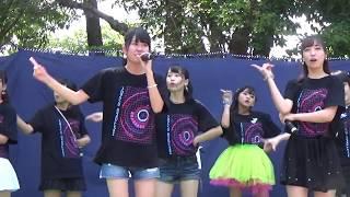 きみともキャンディ 『願いドロップ』 2017.8.27 丸亀城サマーフェスタ ...