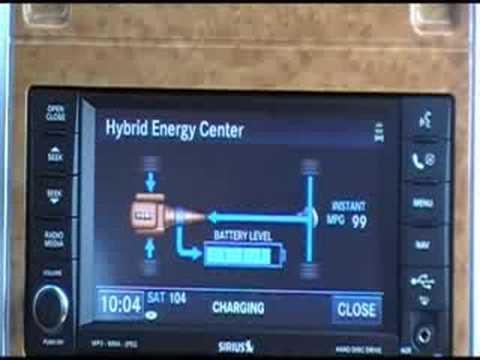 2009 Dodge Durango HEMI Hybrid