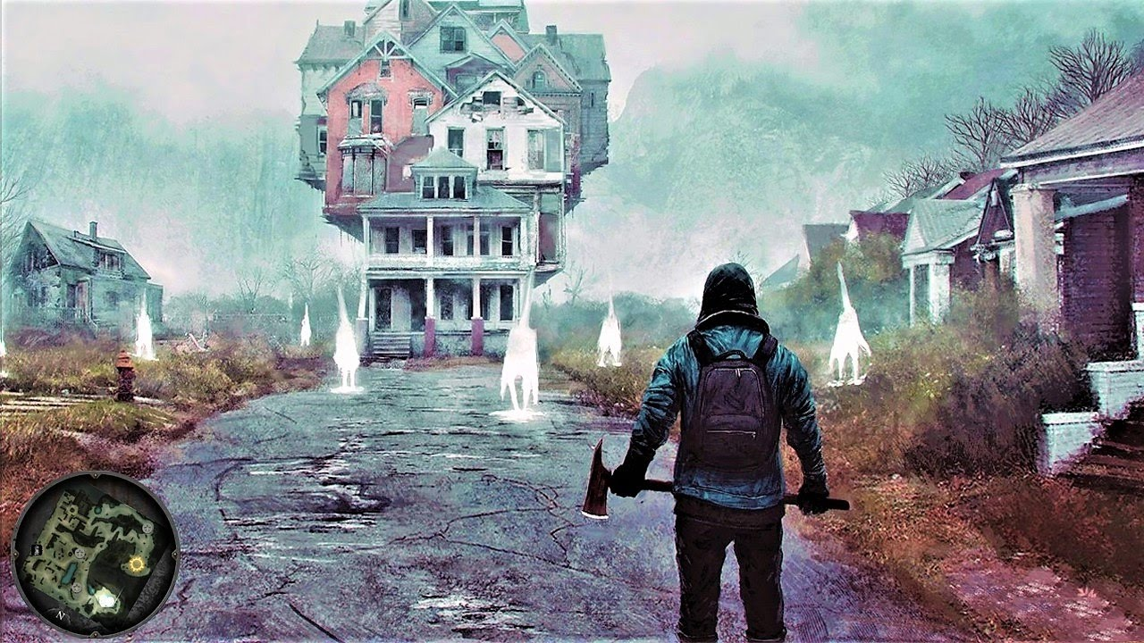 Top 10 Epic Horror Games Of 2017 2018 Upcoming Horror