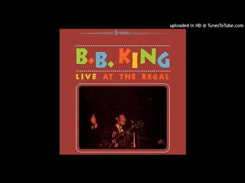 b b king please love me live at the regal theater 1964