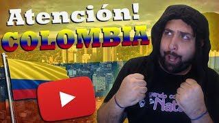 Video de ATENCIÓN COLOMBIA | JugandoConNatalia