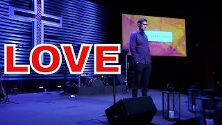 """""""Christian Love"""" - 1 John 4:7-12"""