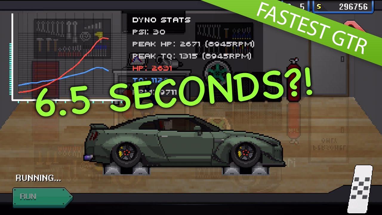 6 5 second pixel
