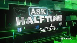 Too late to buy Northrop Grumman? #AskHalftime