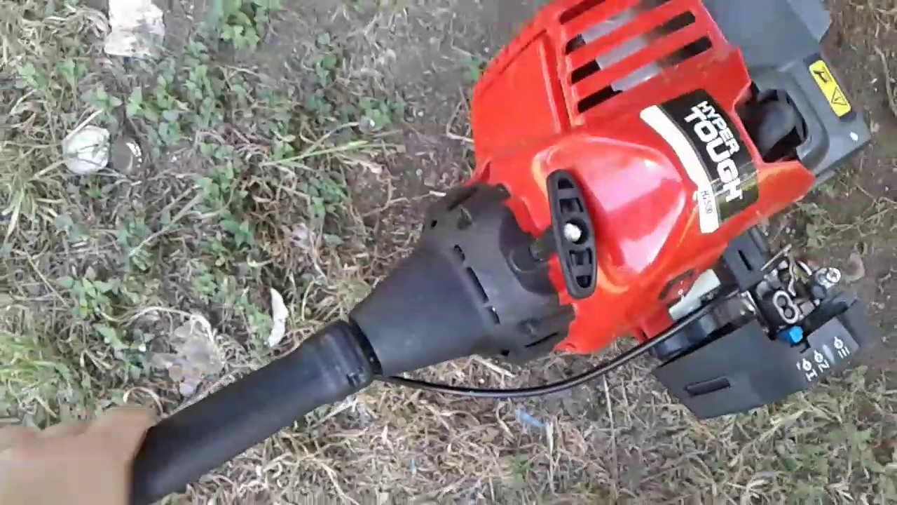 hyper tough weed eater youtube