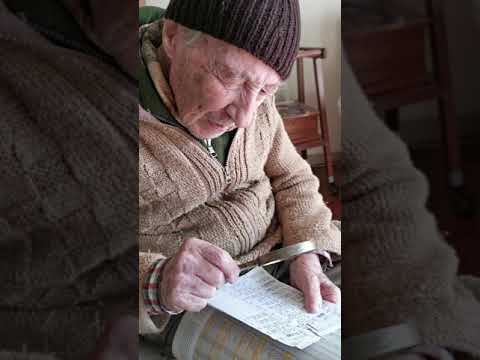 100-Year-Old Grandfather is Lionel Messi's Biggest Fan
