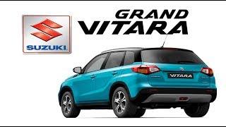 SUZUKI New Grand Vitara 2018 ( Wajah Baru Dari Grand VITARA)