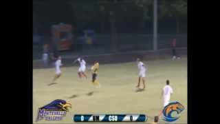 Repeat youtube video Pierre Omanga - Striker with Pace - NCAA 2012 Highlights