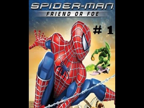 Spiderman: Friend or Foe\ Gameplay PC\Tokyo : Industrial Plant